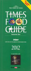 Times Food Guide-First Jaipur Edition