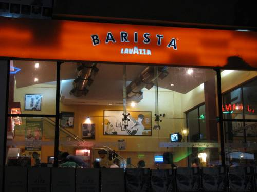 Barista M I Road Outlet