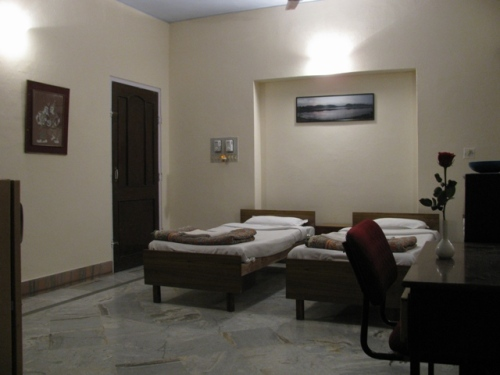 Photo of A room at the Karans guesthouse,jaipur