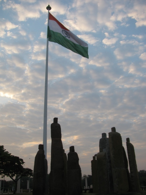 Tallest National Flag Of India In Jaipur