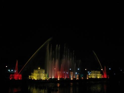 Musical Water Fountain Jawahar Circle,Jaipur