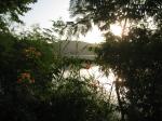 Sunrise At The Man Sagar Lake