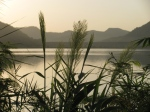Sunrise At The Man Sagar Lake
